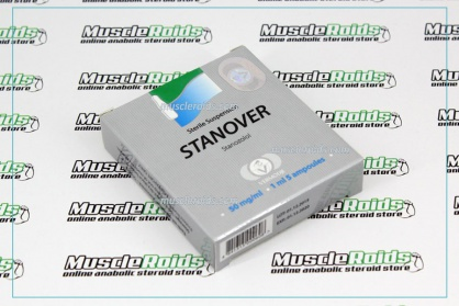 Stanover 10x1ml stack