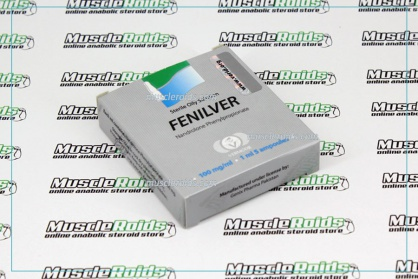 Fenilver 100mg 10x1ml stack