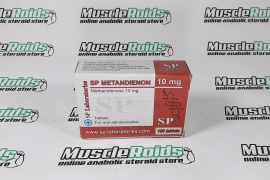 SP Metandienon 10mg 100 tabs