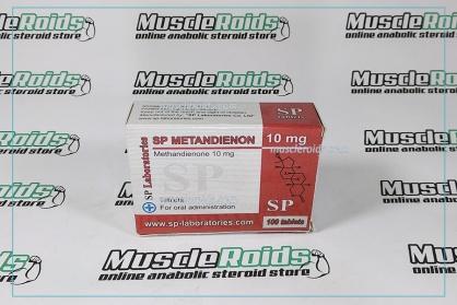 SP Metandienon 10mg 100 tabs