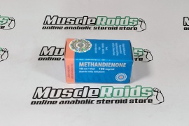 Methandienone 100mg 10ml vial