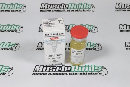 Testo Mix 250mg 10ml vial