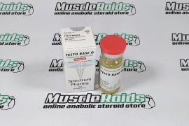 Testo Base O 10ml vial