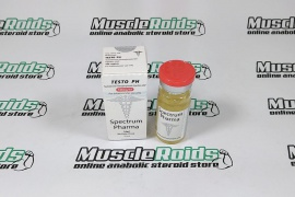 Testo PH 100mg 10ml vial