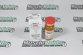 Tren A 100mg 10ml vial