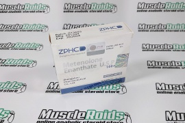 Metenolone Enanthate 100mg 10x1ml stack