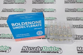 Boldenone Undecylenate 10x1ml stack