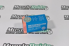 Methenolone Enanthate 10ml vial