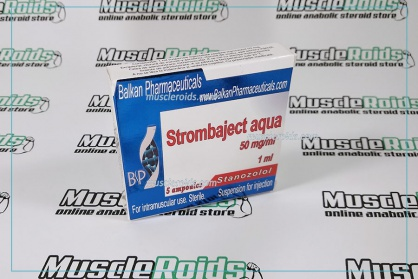 Strombaject Aqua 10x1ml stack