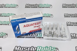 Aquatest 10x1ml stack