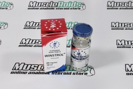 Winstrol 10ml vial