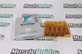 Boldever 10x1ml stack