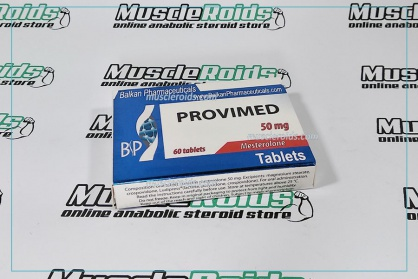 Provimed 60 tabs