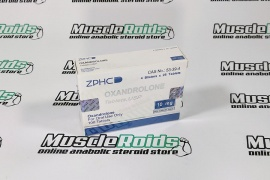 Domestic ZPHC Oxandrolone 10 mg 100 tabs